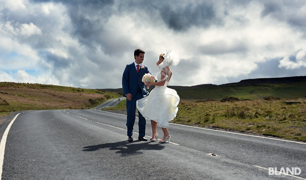 Wedding Photography Llangynidr Mountain, Brecon, Wales