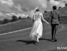 Llangynidr Mountain wedding shoot