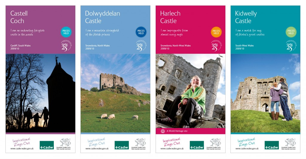 Cadw Leaflets
