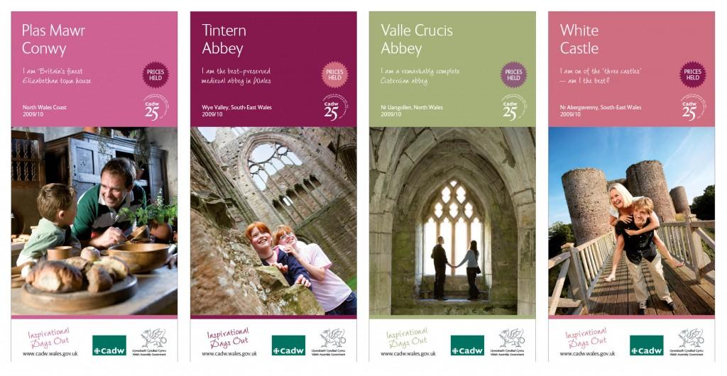 Cadw Welsh Historic Monuments