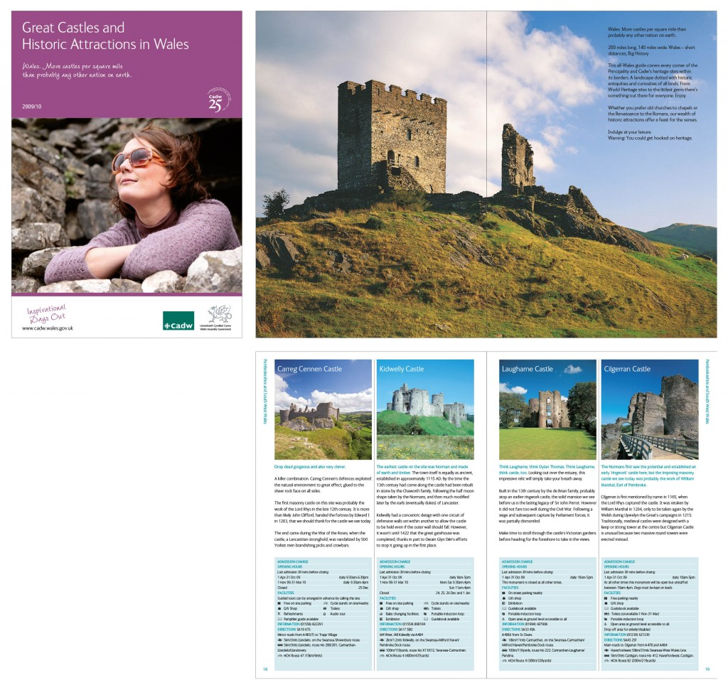 Cadw Welsh Historic Monuments