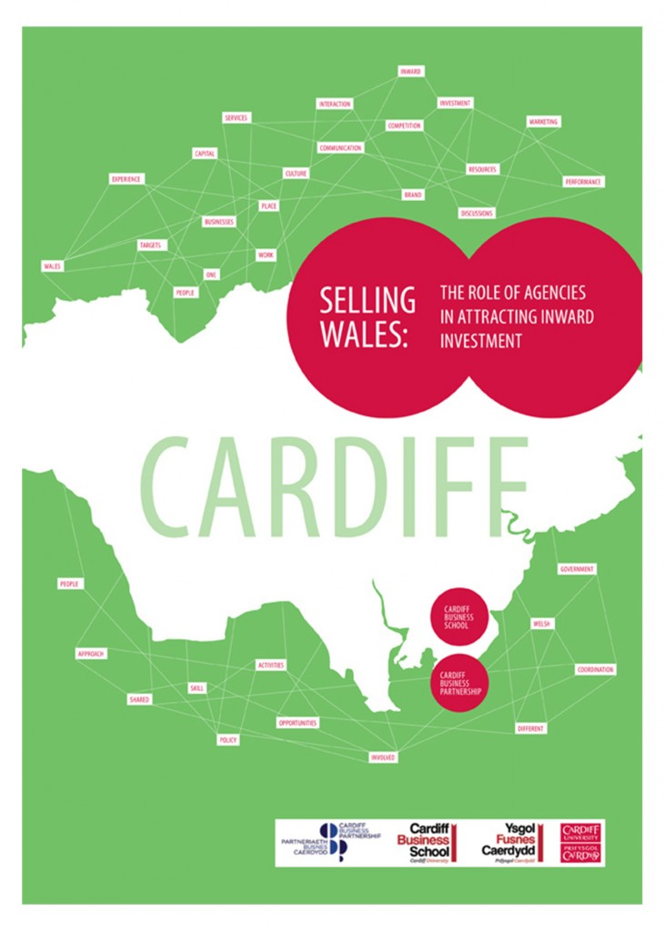 Selling Wales: Cover