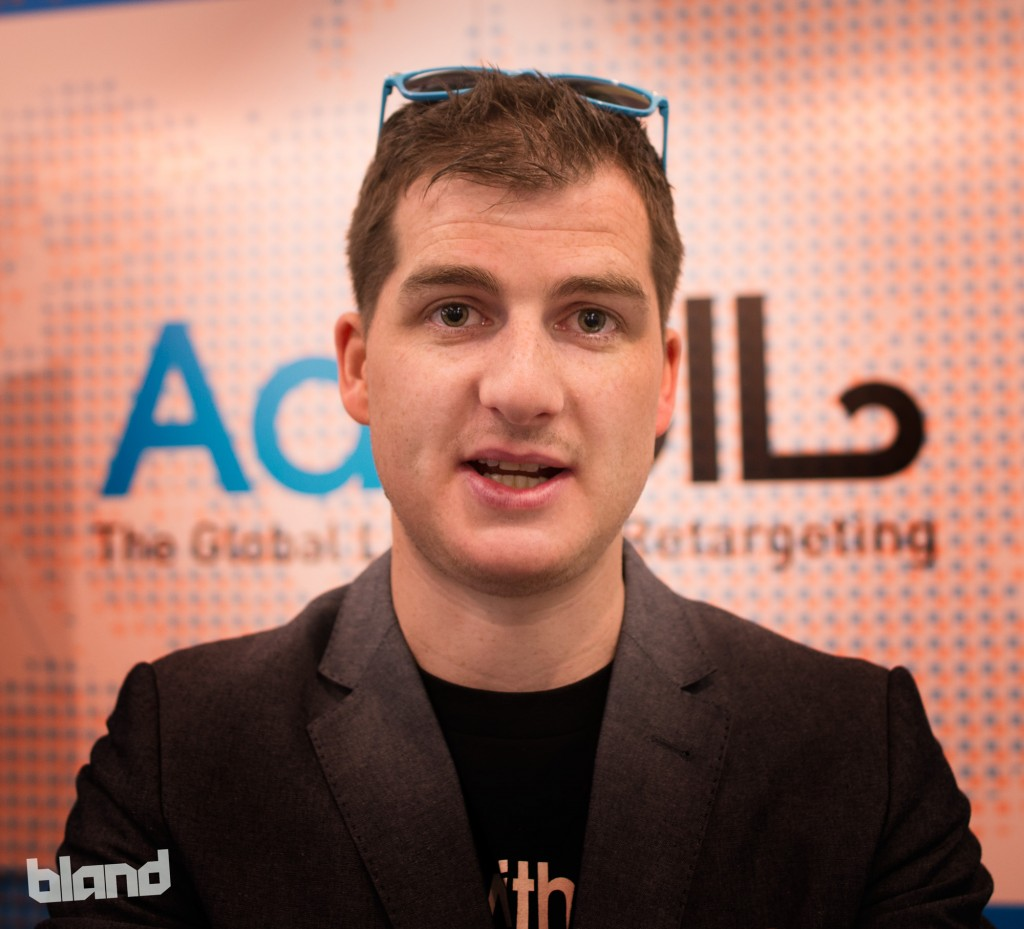 Michael Thornton, AdRoll, #oi15