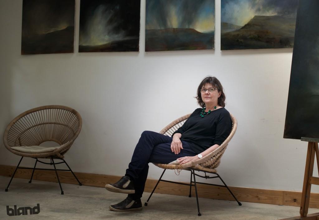 Crickhowell Open Studios Jane Bennett