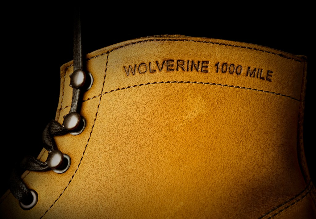 Wolverine 1000 Miles Boots
