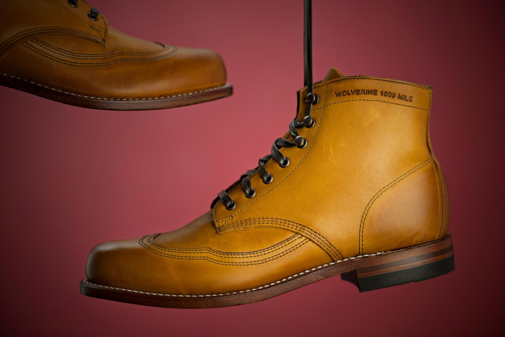 Wolverine 1000 Miles Boots,